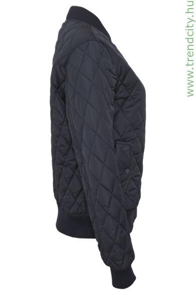 női steppelt dzseki