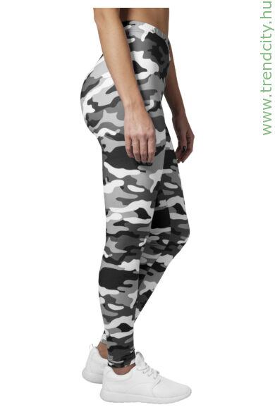 terepmintás leggings, Urban Classic,
